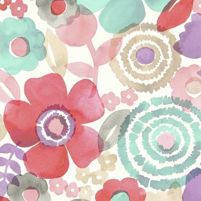 Ocean Shores Floral II