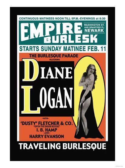 Diane Logan--Art Print