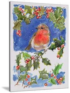 Christmas Robin, 1996 by Diane Matthes