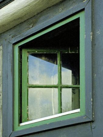 Open Window by Diane Miller