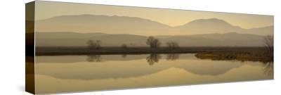 Scenic View of Sacramento Valley, California