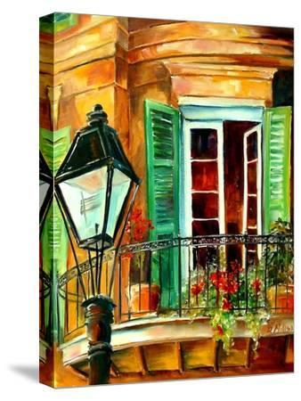Balcony In The French Quarter