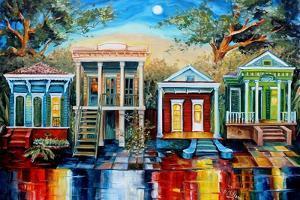 Big Easy Neighborhood by Diane Millsap