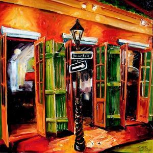 Bourbon Street Bar by Diane Millsap