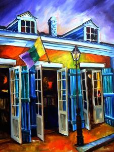 Bourbon Street Rocks by Diane Millsap