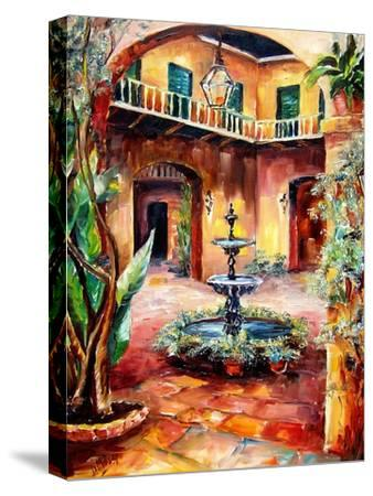 Evening in a Courtyard
