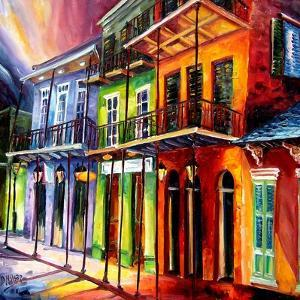 Evening in the Vieux Carre by Diane Millsap