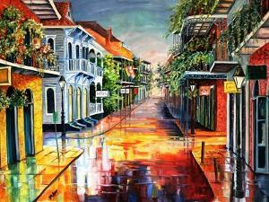 French Quarter Summer Day by Diane Millsap