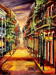 French Quarter Twilight by Diane Millsap