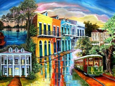 From the Bayou to the Big Easy by Diane Millsap