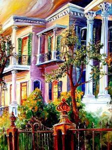 Garden District Sunset by Diane Millsap