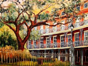 Jackson Square - New Orleans by Diane Millsap