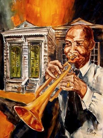 New Orleans Blues by Diane Millsap