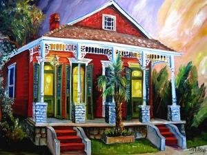 New Orleans Shotgun by Diane Millsap