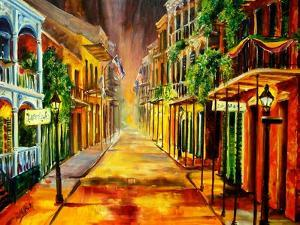 Night on Royal Street by Diane Millsap