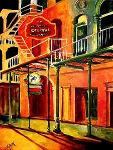 Oysters in the French Quarter by Diane Millsap