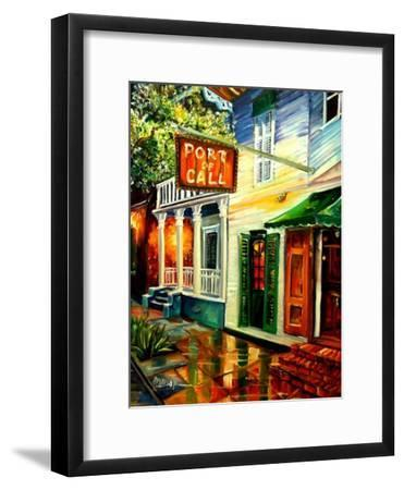 Port of Call in New Orleans