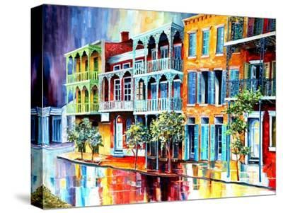 Rain in Old New Orleans