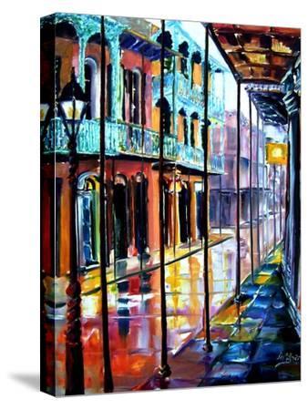 Rain on Royal Street