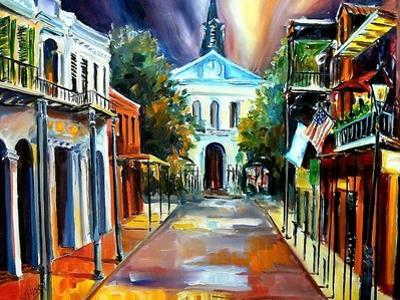 Saint Louis Cathedral - New Orleans by Diane Millsap