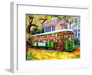 Streetcar in New Orleans by Diane Millsap