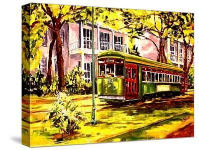 Streetcar on St. Charles Avenue