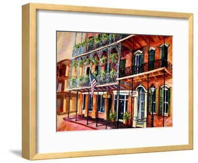 Walk in the French Quarter