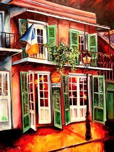 Yo Mamas Bar - New Orleans by Diane Millsap