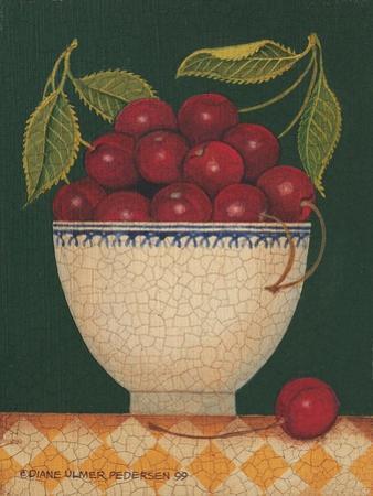 Cup O' Cherries by Diane Pedersen