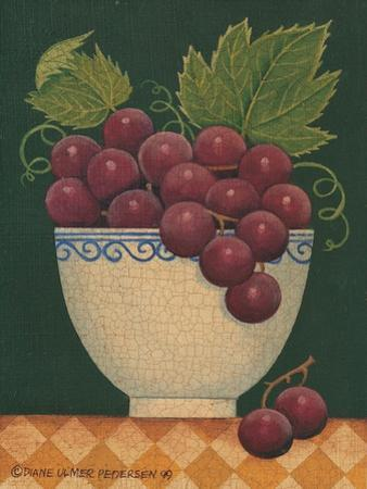 Cup O' Grapes by Diane Pedersen