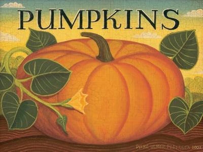 Pumpkins by Diane Pedersen