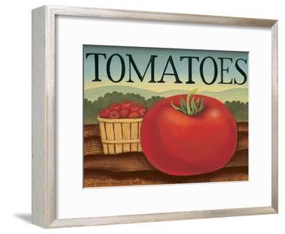 Tomatoes by Diane Pedersen