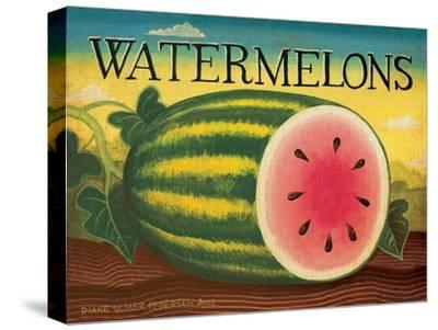 Watermelons by Diane Pedersen
