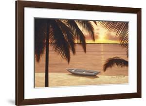 Amber Palms by Diane Romanello