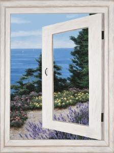 Bay Window Vista II by Diane Romanello