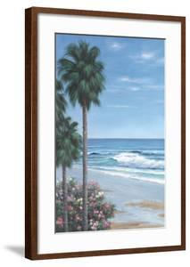 Beach Place by Diane Romanello