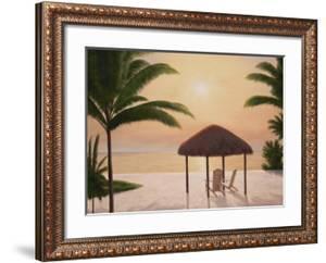 Beach Tiki by Diane Romanello
