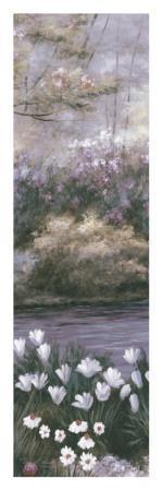 Blooming Isle Panel II