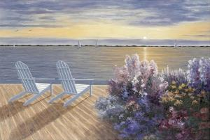 Deck View by Diane Romanello