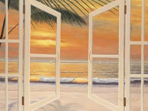 Doorway To Paradise by Diane Romanello