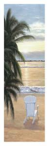 Life Is Good Panel I by Diane Romanello