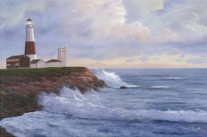 Montauk Lighthouse by Diane Romanello