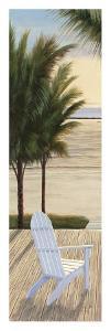 Palm Beach Retreat Panel I by Diane Romanello