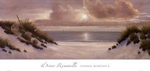 Summer Moments I by Diane Romanello