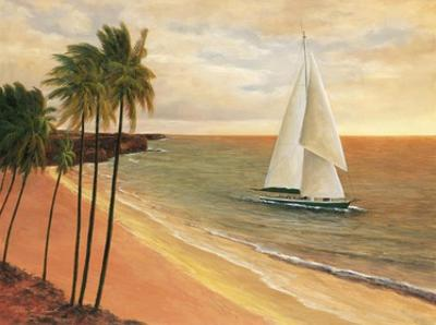 Tropical Holiday by Diane Romanello