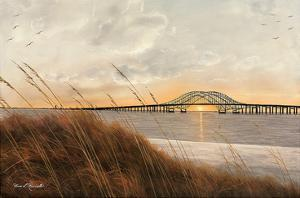 View of Captree Bridge by Diane Romanello