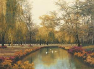 Weeping Willow by Diane Romanello