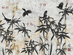 Bamboo Jungle by Diane Stimson