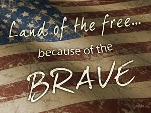 Because of the Brave by Diane Stimson