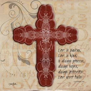 Blingy Cross 1 by Diane Stimson
